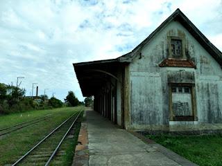 Estação Ferroviária de Restinga Seca - RS