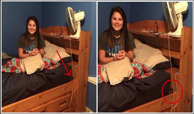 Husband Leaves His Wife And Gets Divorced After He Looked Closer At This Photo! Here's The Reason Why!