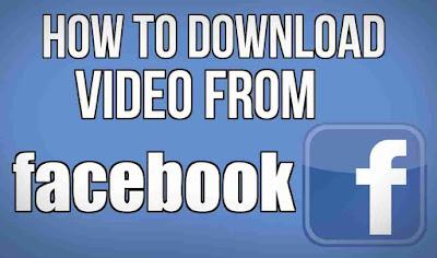 Cara Download Video di Facebook Tanpa Aplikasi Hanya 1 menit