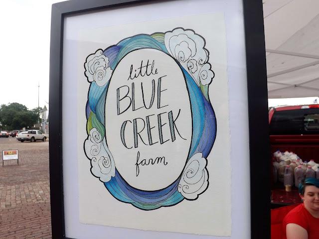 metamora herald blue creek farm