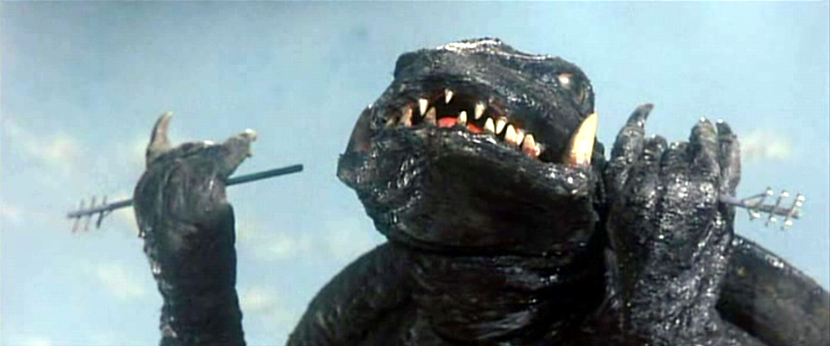 Gamera Flying 13: GAMERA TAI DAIMAJU...