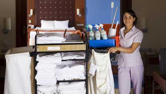 Tu informacion laboral hoteles utilizan empresas for Trabajo de camarera de pisos