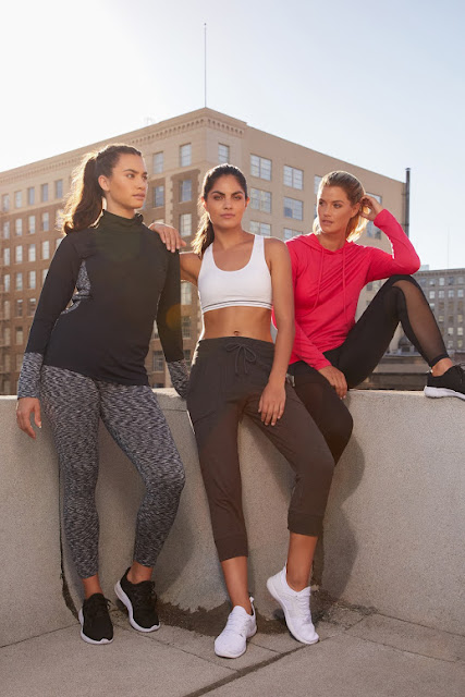 monthly activewear subscription box