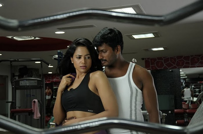 Vishal  Sameera Reddy S Vedi Tamil Movie - Full Gallery -4268