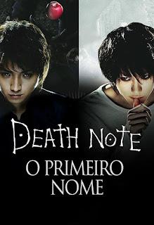 Death Note: O Primeiro Nome - BDRip Dual Áudio