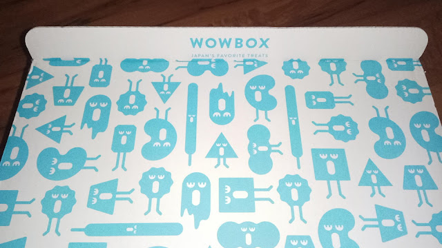 Unboxing WOWBOX