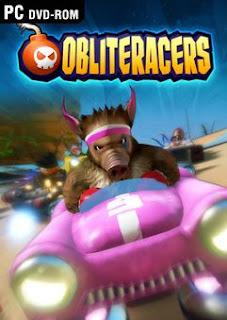غلاف لعبة Obliteracers