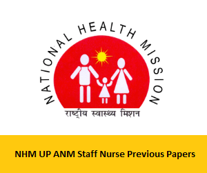 NHM UP ANM Staff Nurse Previous Papers PDF Download | Sample