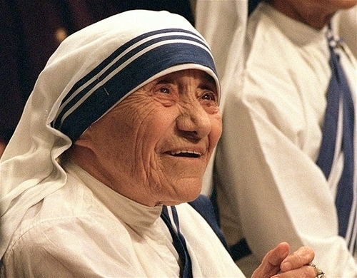 Pope Francis Just Declared Mother Teresa A Saint During Canonisation Mass