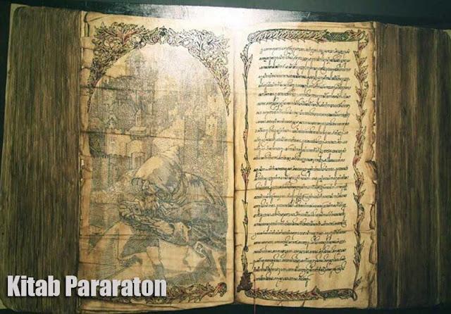 Foto Kitab Pararaton