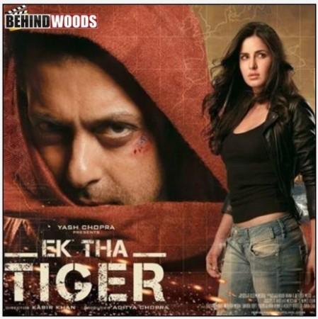 Salman Khan, Katrina Kaif Ek Tha Tiger Movie Box Office wikipedia