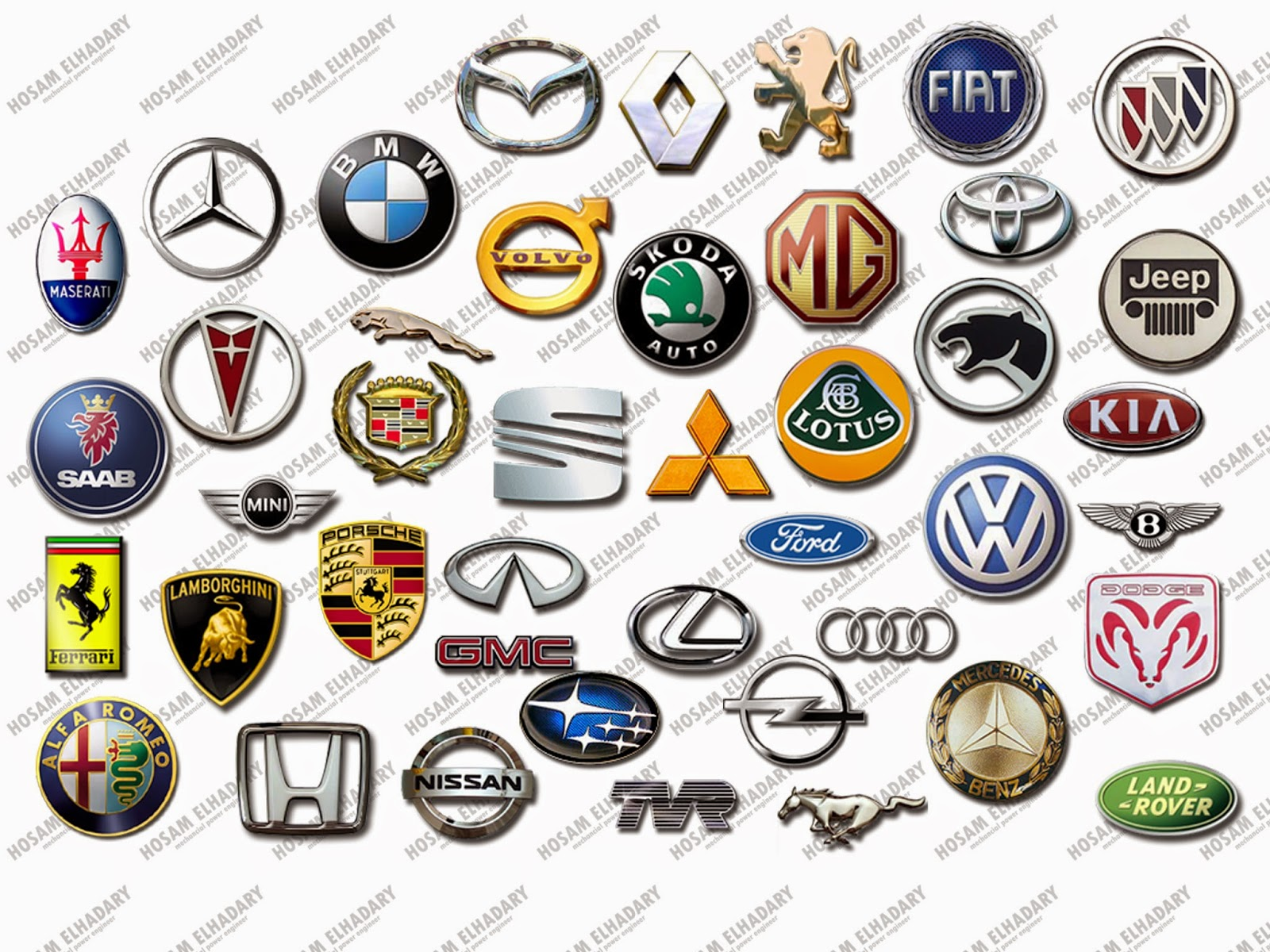 Car Brand Logos And Names Best Car Specs Models