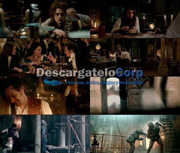 Victor Frankenstein DVDRip Latino