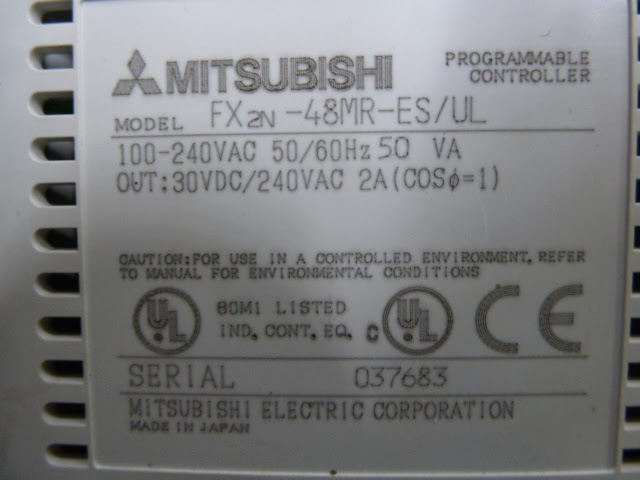 Fx 48mr Mitsubishi manual