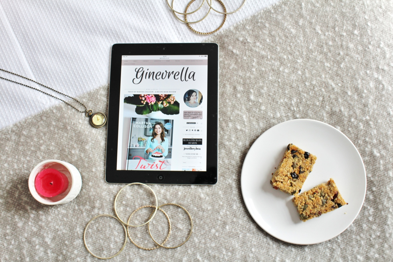 Little things I've loved flatlay on Ginevrella