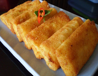 How membaut risoles Fill Vegetable Savory and Delicious