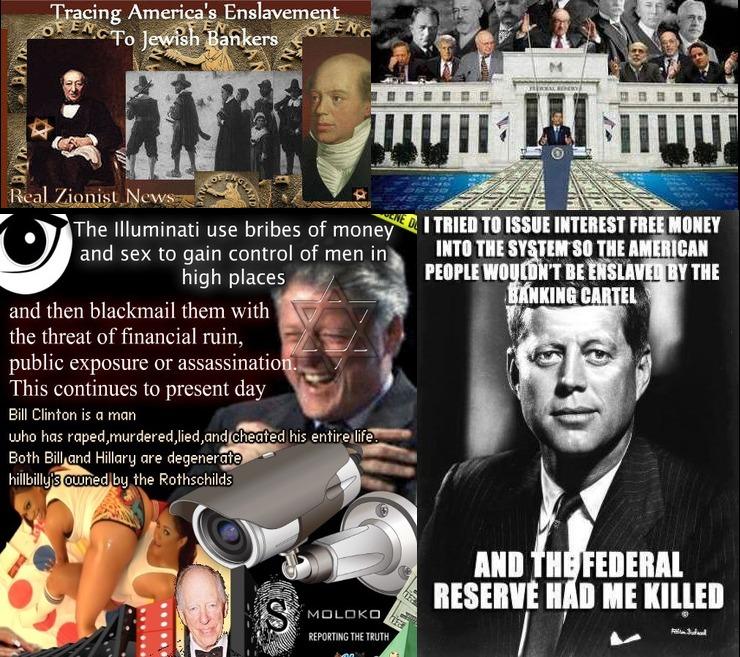 LFK, zionism, nwo, conspiracy