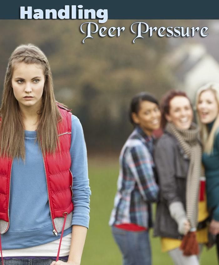 Handling Peer Pressure