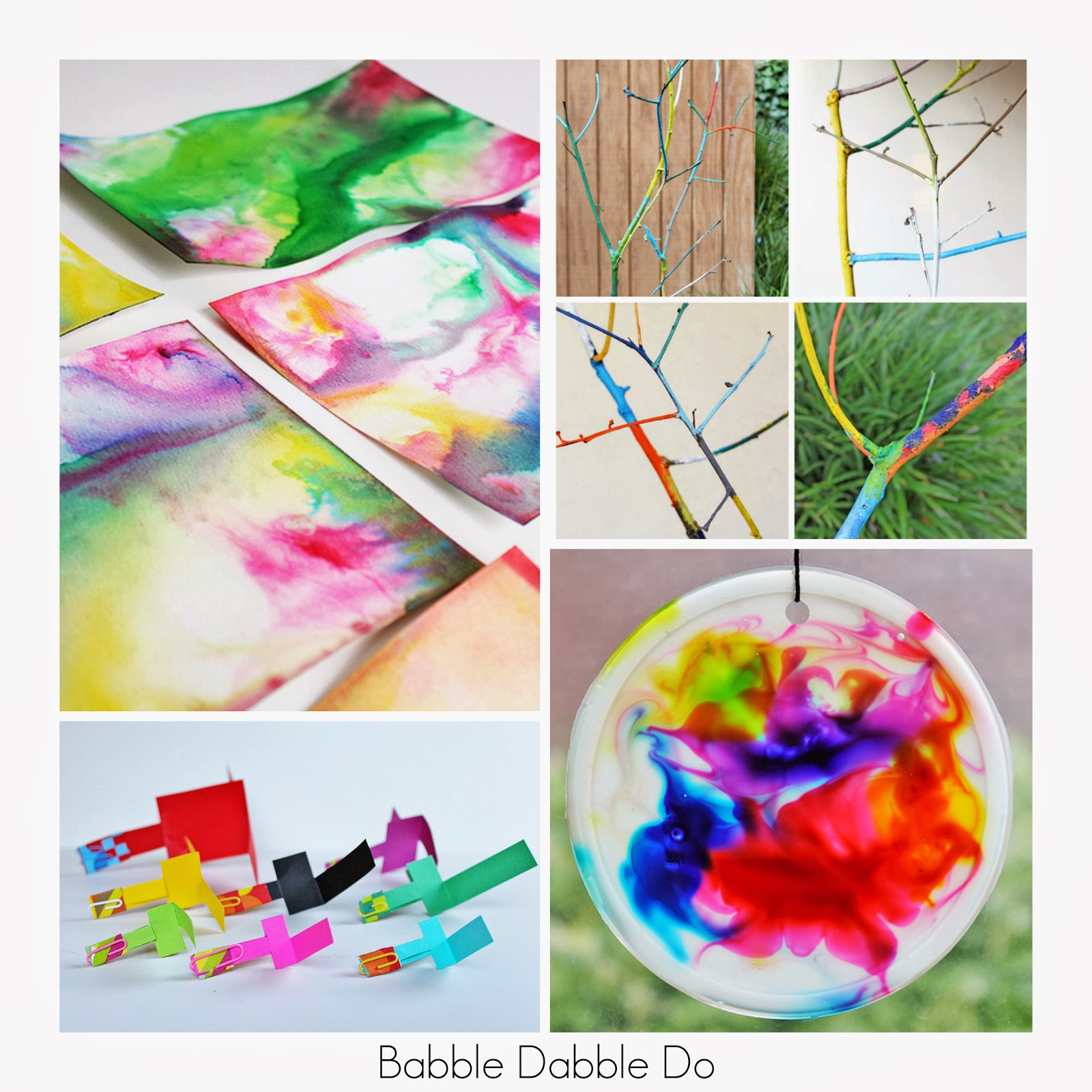 Art And Craft Ideas For Babies