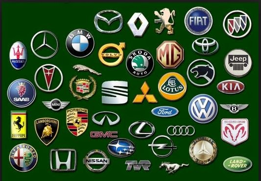 The Future Autos The Stories Behind Car Logos