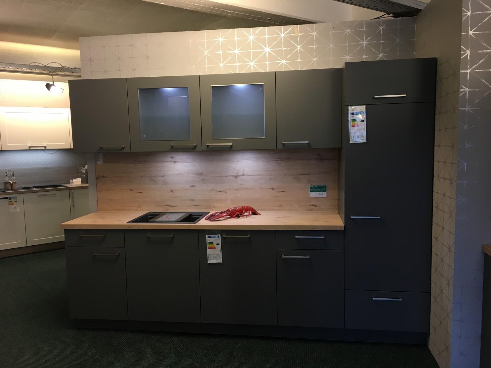 Küchen-Galerie Sande: August 2018