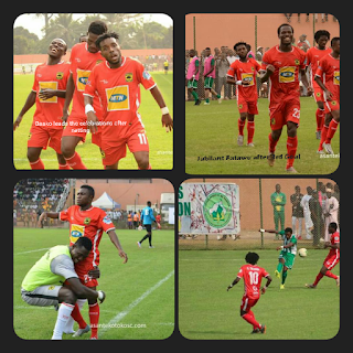 5 THINGS WE NOTICED AS KOTOKO BREAKS COTONSPORT'S  HOME INVINCIBILITY