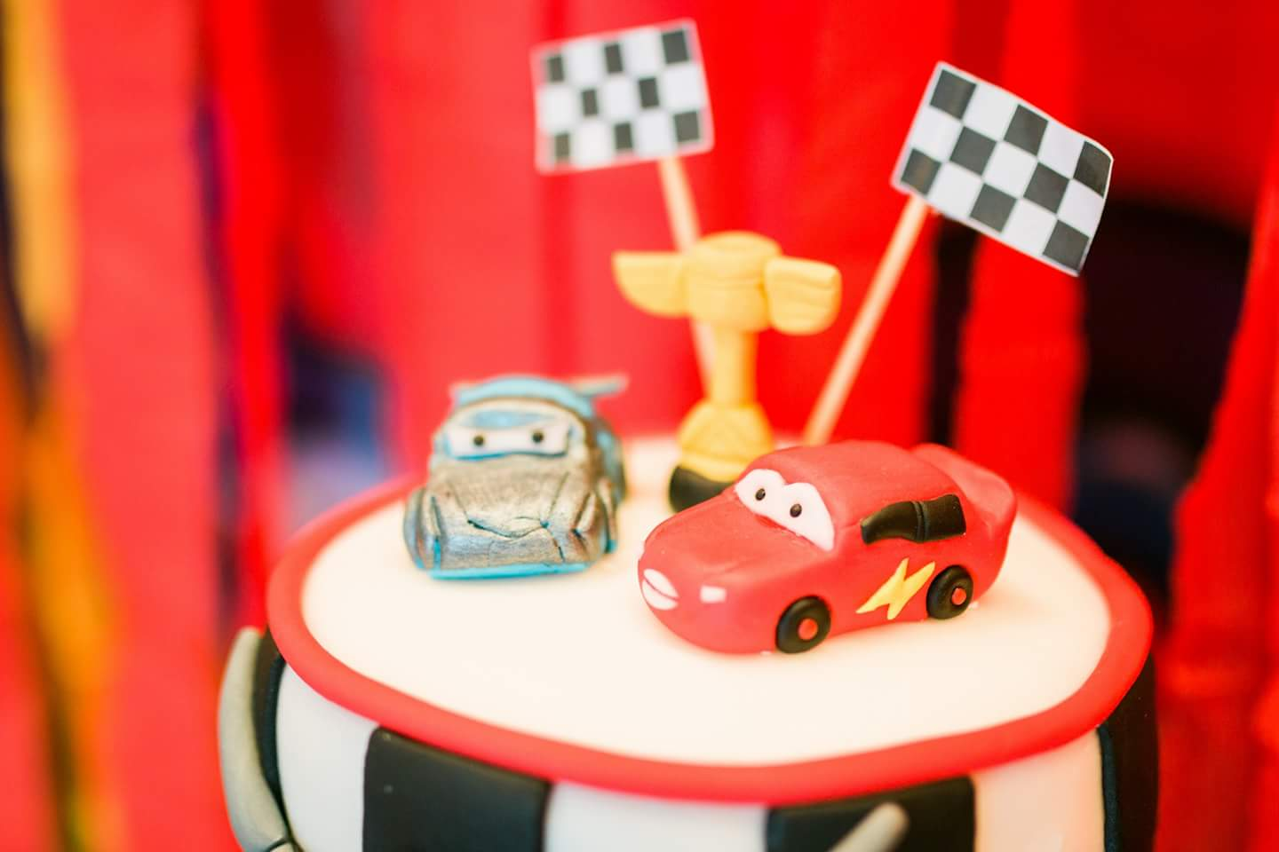 A Disney Carsracing Themed Party And My Diy Projects Mommy