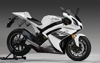 Motorcycle Fighter: Yamaha R1 2008