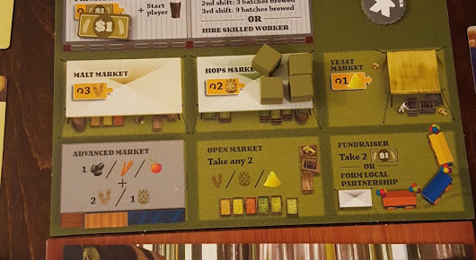 Board Game Review: Brew Crafters