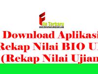 Download Aplikasi Rekap Nilai BIO UN (Rekap Nilai Ujian)