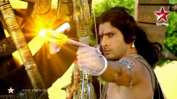 Aham Sharma in Mahabharat as Karn