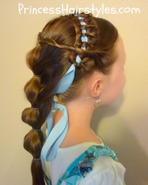 Hairstyles For Hair Styles Braiding Princess | fancy ...
