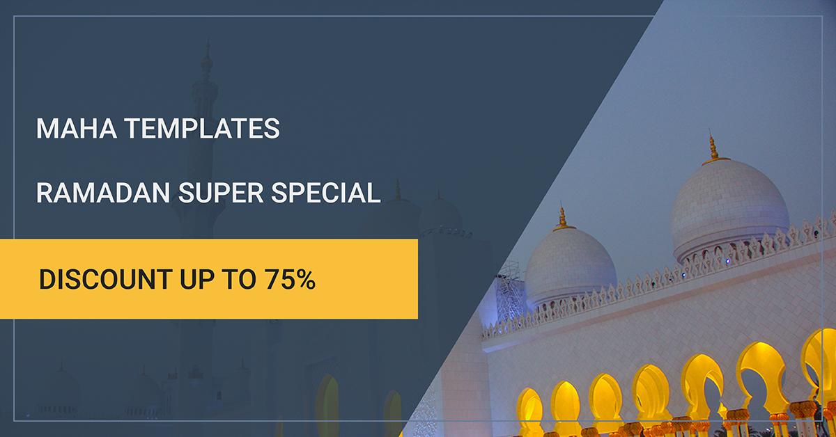 Ramadan Super Special Discount