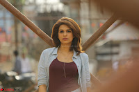 Shraddha Das in a Lovely Brown Top and Denim jeans ~ Exclusive Unseen Beauty HD Pics 017.JPG