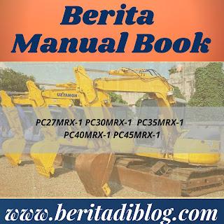 Pc27mrx-1 pc30mrx-1 pc35mrx-1 pc40mrx-1 pc45mrx-1