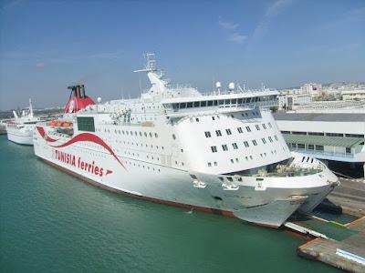 bateau france tunisie