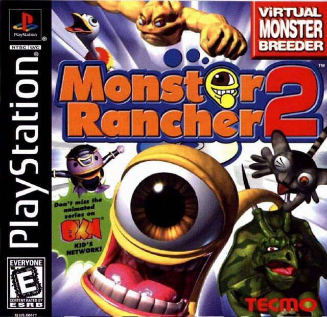 Monster Rancher 2 - PS1 - ISOs Download