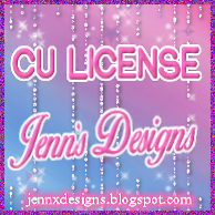 CU License - Jenn's Designs