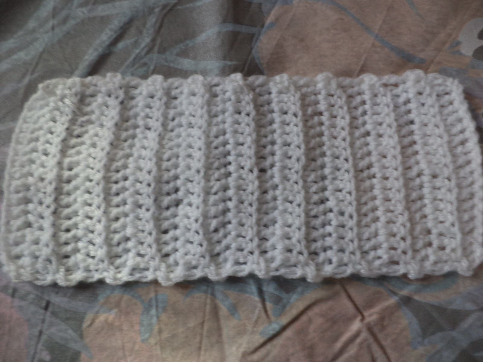 Ruffles Bows Dots And Much More Crochet Again