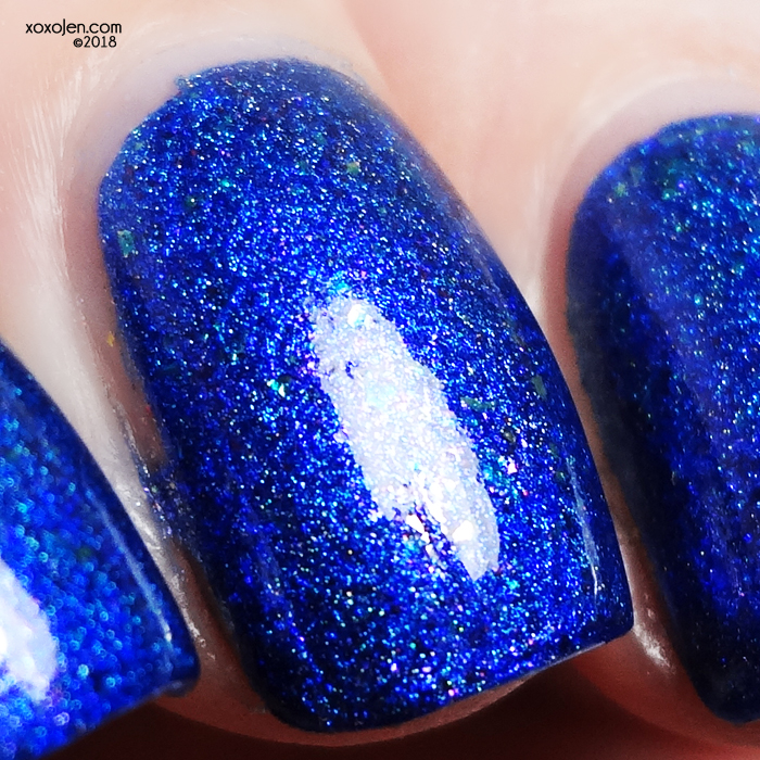 xoxoJen's swatch of Grace-full: I Am Supergirl
