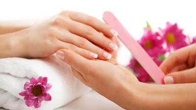 El cuidado de las uñas, belleza