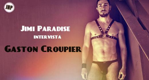 Gaston Croupier Tim Tales