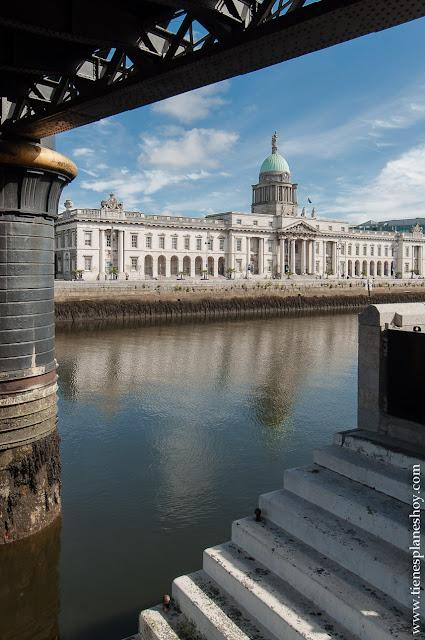 Edificio Aduanas Dublin Irlanda