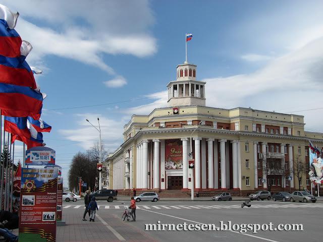 Куда поехать из Томска на выходные? - Кемерово