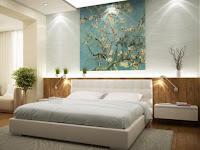 Wandgestaltung Schlafzimmer Fotos