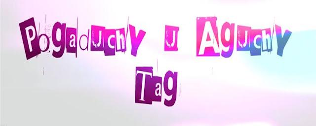 #08 - Pogaduchy u Aguchy Book Tag
