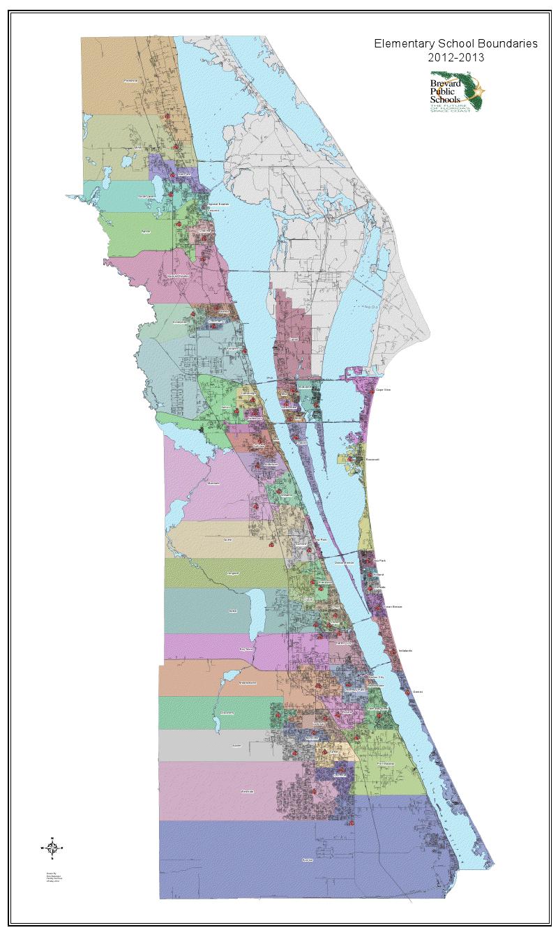 Melbourne Beach, Florida - Wikipedia  |Brevard County Area Map
