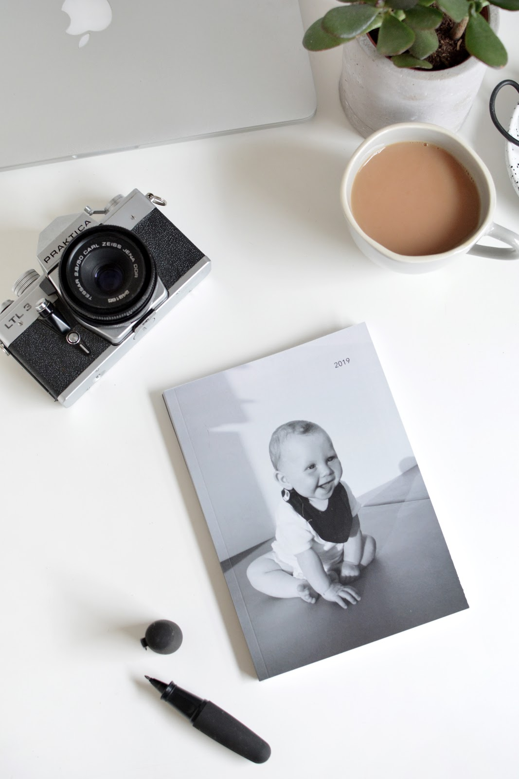 photo notebook, personalized