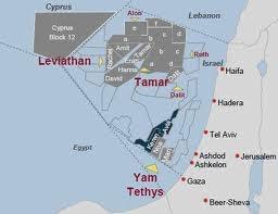 θέμα μεταφοράς του φυσικού αερίου από το Ισραήλ στην Ευρώπη