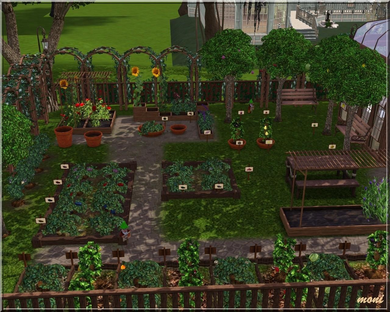 Arda Sims: Small Garden